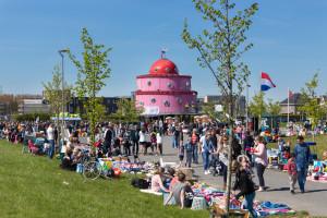 Kleedjesmarkt Cascadepark - 2016-05-05-6