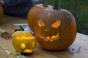 Halloween in het Cascadepark - 2016-10-21 - 12