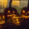 Halloween in het Cascadepark