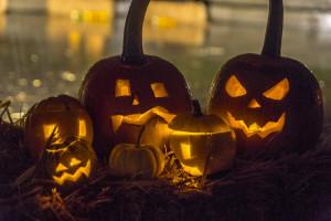 Halloween in het Cascadepark - 2016-10-21 - 18